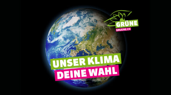 Unser Klima, Deine Wahl.
